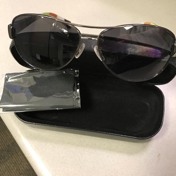 92599ac848 Coach Accessories - Coach HC 7003 L012 Kristina Aviator Sunglasses